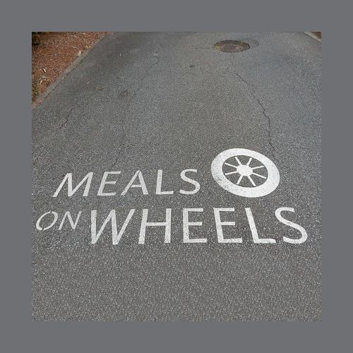 Meals on Wheels and The Dismantling of America